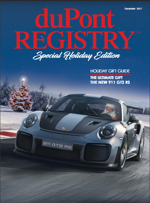 Auto Antlers LLC Graces the Pages of the Dupont Registry Christmas Catalog